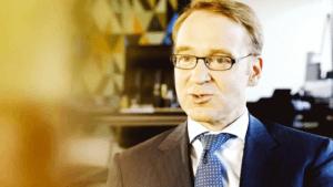 Bundesbank-Präsident Jens Weidmann zeigt der Öffentlichkeit keine Belege dafür, dass tatsächlich deutsches Gold in New York lagert. (Screenshot: YouTube)