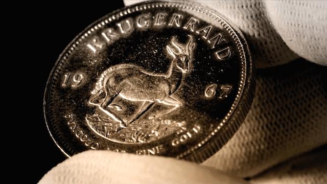 Des Deutschen liebste Anlagemünze ist der Krügerrand. (Screenshot: YouTube)